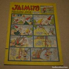 Tebeos: JAIMITO, AÑO XXIV, Nº 1023. VALENCIANA 1969 LITERACOMIC. C2. Lote 153677370