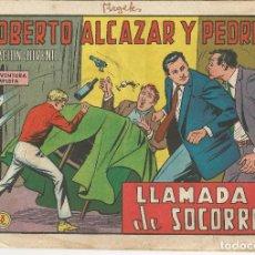 Tebeos: ROBERTO ALCAZAR Y PEDRIN - Nº 1000 - ORIGINAL 1971. Lote 153699210