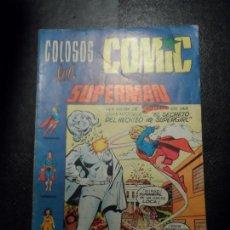 Tebeos: COLOSOS DEL COMIC - LA FAMILIA SUPERMAN - Nº 4 - VALENCIANA 1979. Lote 153738622