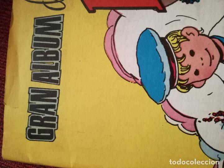 Tebeos: 3 Pumby gran album juegos nº 13-18-54 gran formato Editorial Valenciana 1984 - Foto 4 - 154229786