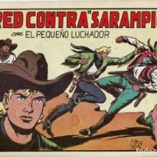 Tebeos: EL PEQUEÑO LUCHADOR NUMERO 84. FRED CONTRA SARAMPIÓN. Lote 154266314