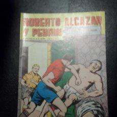 Tebeos: ROBERTO ALCAZAR Y PEDRIN Nº 80 EDITORIAL VALENCIANA COLOR . Lote 154319350