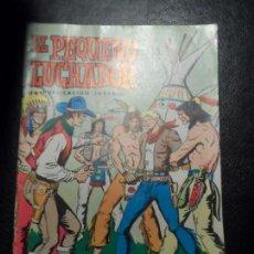 Tebeos: EL PEQUEÑO LUCHADOR Nº 81 EDITORIAL VALENCIANA 1978. Lote 154321138