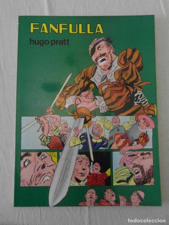 COLECCION PILOTO Nº 6. FANFULLA. HUGO PRATT. VALENCIANA (Tebeos y Comics - Valenciana - Otros)