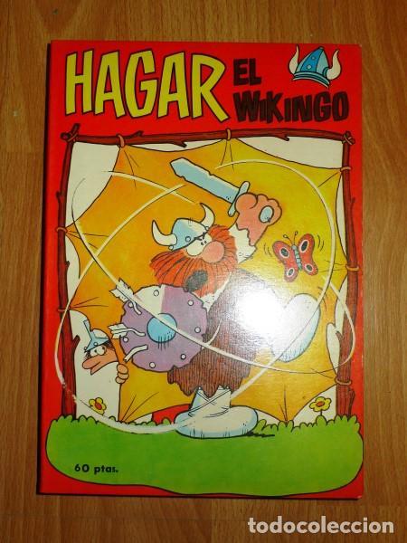HAGAR EL WIKINGO [VIKINGO] (EXTRAORDINARIO DE JAIMITO) (COLOSOS DEL COMIC) (Tebeos y Comics - Valenciana - Colosos del Comic)