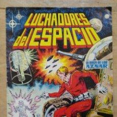 Tebeos: LUCHADORES DEL ESPACIO - Nº 7 - ED. VALENCIANA. Lote 154623190