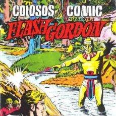 Tebeos: FLASH GORDON-COLOSOS DEL CÓMIC- Nº 12 -MISIÓN EN VENUS- GRAN DAN BARRY-BUENO-1980-LEAN-0468. Lote 154727934