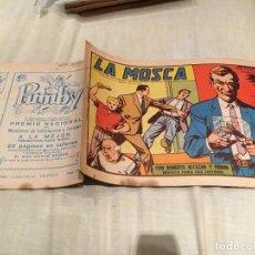 Tebeos: ROBERTO ALCAZAR Y PEDRIN Nº 599 LA MOSCA - EDITORIAL VALENCIANA 1964. Lote 154757446