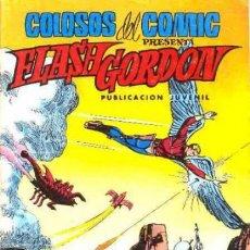 Tebeos: FLASH GORDON-COLOSOS DEL CÓMIC- Nº 18 - LOS CAZADORES-GRAN DAN BARRY-DIFÍCIL-BUENO-1980-LEAN-4354. Lote 244520525