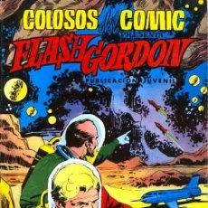 Tebeos: FLASH GORDON-COLOSOS DEL CÓMIC- Nº 25 - MISIÓN DESESPERADA-GRAN DAN BARRY-BUENO-1980-LEAN-0478. Lote 154868342