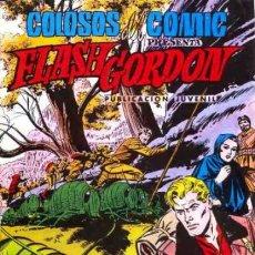 Tebeos: FLASH GORDON-COLOSOS DEL CÓMIC- Nº 27 -CATÁSTROFE EN VENUS-GRAN DAN BARRY-REGULAR-1980-LEAN-0485. Lote 155009462