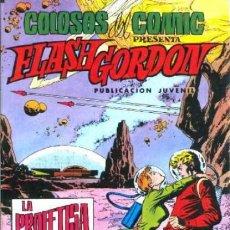 Tebeos: FLASH GORDON-COLOSOS DEL CÓMIC- Nº 29 -LA PROFETISA-GRAN DAN BARRY-BUENO-1980-LEAN-0487. Lote 155012378