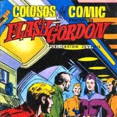 Tebeos: FLASH GORDON-COLOSOS DEL CÓMIC- Nº 35 -EL RESCATE DE LOS DAREEN-DAN BARRY-CORRECTO-1981-LEAN-0489. Lote 155014762