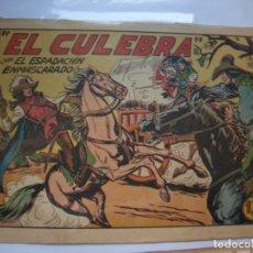 Tebeos: EL ESPADACHIN ENMASCARADO - NÚMERO 213 - ORIGINAL - VALENCIANA. Lote 155016958