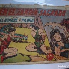 Tebeos: EL HOMBRE DE PIEDRA - NÚMERO 55 - ORIGINAL - VALENCIANA. Lote 155017218