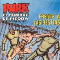Tebeos - PURK EL HOMBRE DE PIEDRA-SELECCIÓN AVENTURERA- Nº 57 -GRAN MANUEL GAGO-BUENO-LEAN-0498 - 155142242