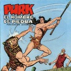 Tebeos - PURK EL HOMBRE DE PIEDRA-SELECCIÓN AVENTURERA- Nº 84 -1975-GRAN MANUEL GAGO-BUENO-LEAN-0499 - 155143126