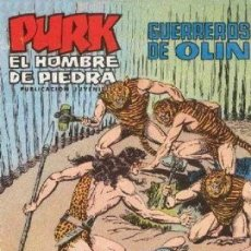 Tebeos - PURK EL HOMBRE DE PIEDRA-SELECCIÓN AVENTURERA- Nº 88 -1975-GRAN MANUEL GAGO-BUENO-LEAN-0500 - 155143978