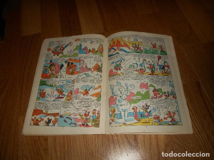 Tebeos: LIBROS ILUSTRADOS PUMBY Nº 1 EDITORIAL VALENCIANA 1967. 35 PTS. AMIGOS ALEGRES - Foto 3 - 155149906