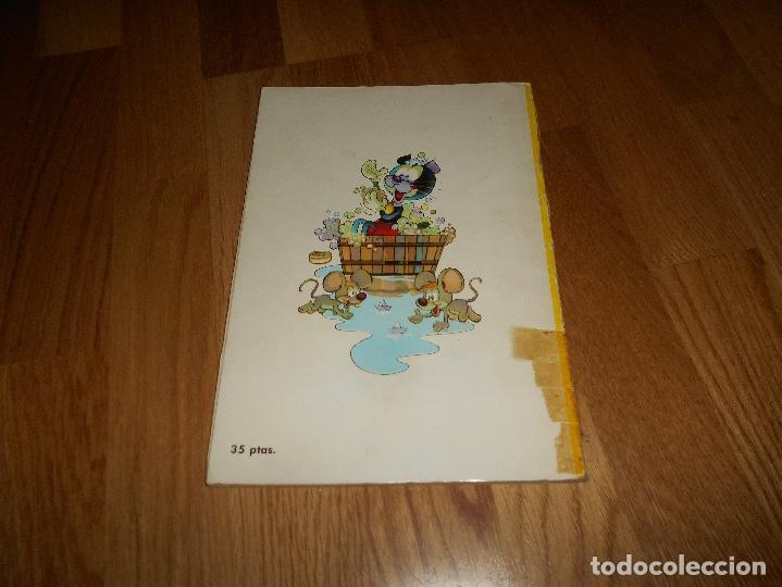 Tebeos: LIBROS ILUSTRADOS PUMBY Nº 1 EDITORIAL VALENCIANA 1967. 35 PTS. AMIGOS ALEGRES - Foto 4 - 155149906