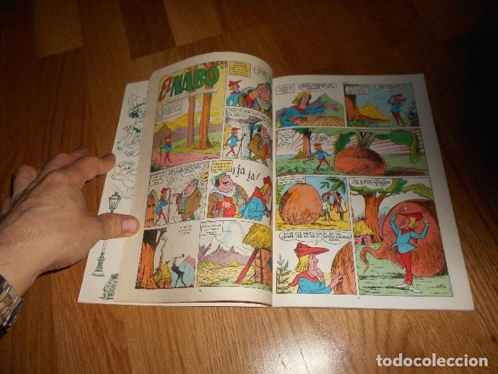Tebeos: Pumby Nº 8. 1969. ¡ Cohete a la Luna!. Libros Ilustrador Pumby. Valenciana. PERFECTO - Foto 3 - 155155134