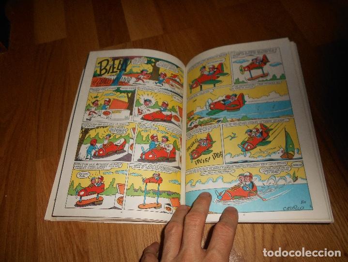 Tebeos: Pumby Nº 8. 1969. ¡ Cohete a la Luna!. Libros Ilustrador Pumby. Valenciana. PERFECTO - Foto 4 - 155155134