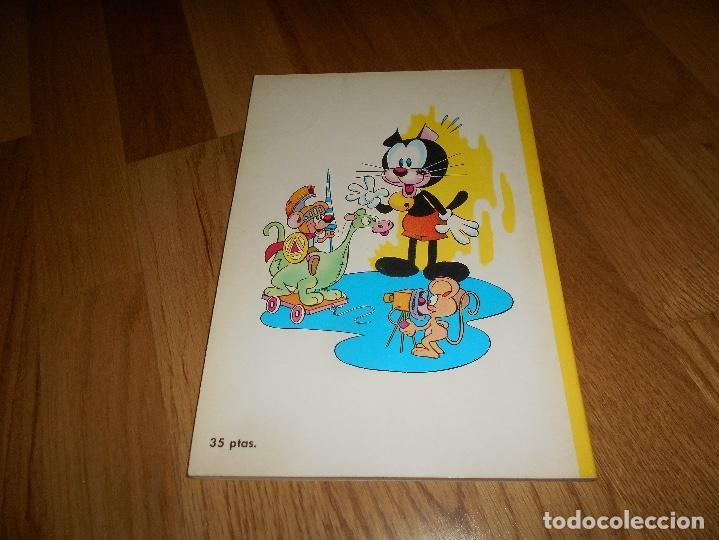 Tebeos: Libros ilustrados Pumby, nº 16, El dragon de los Cuatro Poderes 1969 PERFECTO - Foto 4 - 181549721