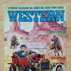 Tebeos: WESTERN - Nº 12 - ED. VALENCIANA. Lote 155224154