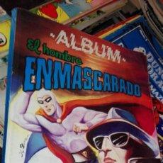 Tebeos: ALBUM EL HOMBRE ENMASCARADO Nº 5 (ED. VALENCIANA. Lote 155493018