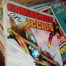 Tebeos: COMANDOS EN ACCION TOMO GORDO. Lote 155501142
