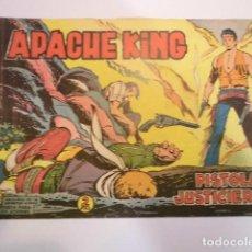 Tebeos: APACHE KING NUM 2 - VALENCIANA - 1962. Lote 155504250