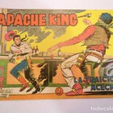 Tebeos: APACHE KING NUM 3 - VALENCIANA - 1962. Lote 198951245