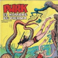 Tebeos: PURK, EL HOMBRE DE PIEDRA Nº 4. COLOR. Lote 155658278