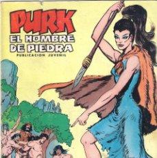 Tebeos: PURK, EL HOMBRE DE PIEDRA Nº 7 . COLOR. Lote 155658738