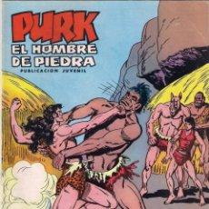 Tebeos: PURK, EL HOMBRE DE PIEDRA Nº 36. Lote 155659818