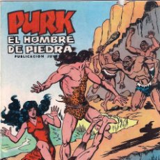 Tebeos: PURK, EL HOMBRE DE PIEDRA Nº 35. Lote 155659878