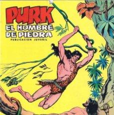 BDs: PURK, EL HOMBRE DE PIEDRA Nº 33. Lote 155659998