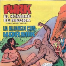 Tebeos: PURK, EL HOMBRE DE PIEDRA Nº 31. Lote 155660206