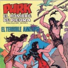 Tebeos: PURK, EL HOMBRE DE PIEDRA Nº 28. Lote 155660458