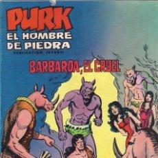 Tebeos: PURK, EL HOMBRE DE PIEDRA Nº 22. Lote 155660762