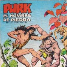 Livros de Banda Desenhada: PURK, EL HOMBRE DE PIEDRA Nº 21. Lote 155660814