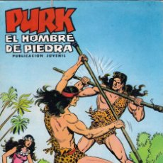 Livros de Banda Desenhada: PURK, EL HOMBRE DE PIEDRA Nº 20. Lote 155660962