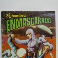 Tebeos: EL HOMBRE ENMASCARADO Nº 10, COLOSOS DEL COMIC, AÑO 1980. Lote 155722294
