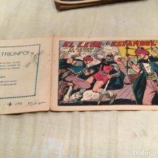 Tebeos: EL GUERRERO DEL ANTIFAZ - Nº 241 - EL LEÓN DE ESTAMBU -EDITORIAL VALENCIANA . Lote 155724906