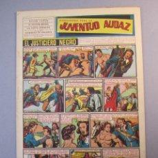 Tebeos: JUVENTUD AUDAZ (1947, VALENCIANA) 9 · 1951 · NARRACIONES PARA LA JUVENTUD AUDAZ. Lote 155725146