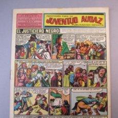 Tebeos: JUVENTUD AUDAZ (1947, VALENCIANA) 3 · 1951 · EMOCIONES PARA LA JUVENTUD AUDAZ. Lote 155726066