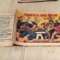 Tebeos: EL GUERRERO DEL ANTIFAZ - Nº510 - FRENTE A BEN BULAF -EDITORIAL VALENCIANA . Lote 155730342