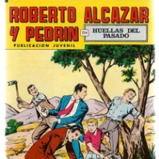 Tebeos: ROBERTO ALCAZAR Y PEDRÍN. Nº 214. HUELLAS DEL PASADO. REEDICIÓN VALENCIANA.(ST/C22). Lote 155760594