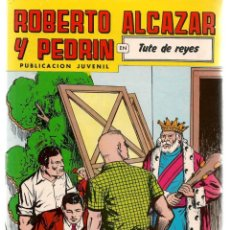 Tebeos: ROBERTO ALCAZAR Y PEDRÍN. Nº 229. TUTE DE REYES. REEDICIÓN VALENCIANA.(ST/C22). Lote 155762246
