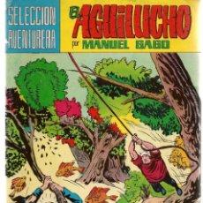 Tebeos: EL AGUILUCHO. Nº 16. EL CASTILLO DE LOS MISTERIOS. SELECCIÓN DE AVENTURAS VALENCIANA.(ST/C22). Lote 155775806